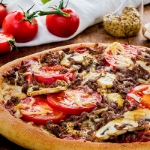 French Burger •